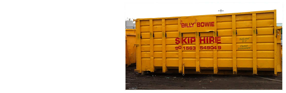 Commercial Skip Hire Company